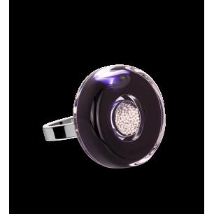 Glass ring - Duo Mini