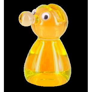 Glasses holder - Lune net - Yellow