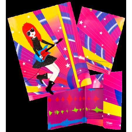 Kartonmappe A4 - Akademik Fairy