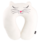 Cat My Neck - Coussin de voyage White Cat