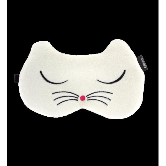 Eye mask - Cat My Eyes White Cat