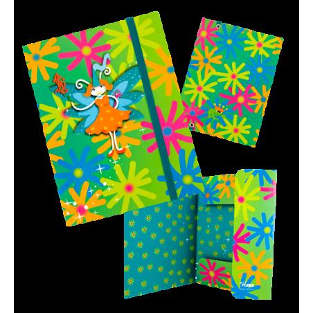 A5 cardboard folder - Akademic