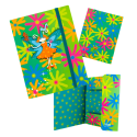 FLD. Akademic - A5 cardboard folder