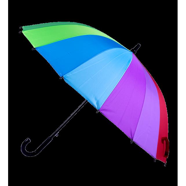 Regenschirm - Rainbow warrior