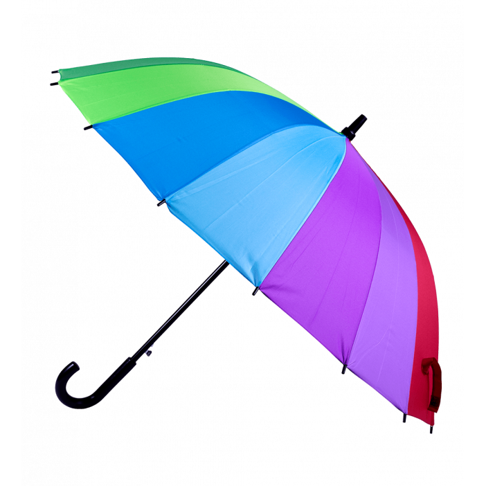 Umbrella - Rainbow warrior Multicolor