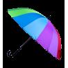 Umbrella - Rainbow warrior Multicolor