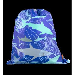 Sportbeutel - Swim DS - Shark