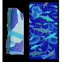 Microfibre towel - Body DS Fluocéan