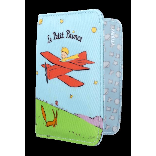 Porta passaporto - Voyage Le Petit Prince Blu