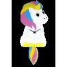 Dancing Owl - Horloge Unicorno