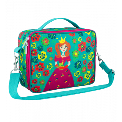 Lunch bag isotherme - Planete Ecole - Princesse