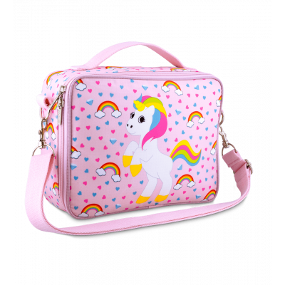 Lunch bag - Planete Ecole - Unicorn