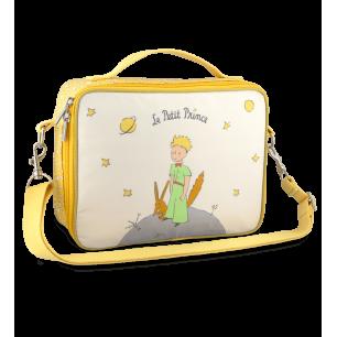 Brotzeittasche - Planete Ecole - Le Petit Prince Gelb