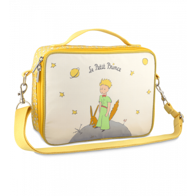 Lunch bag - Planete Ecole - Le Petit Prince Yellow