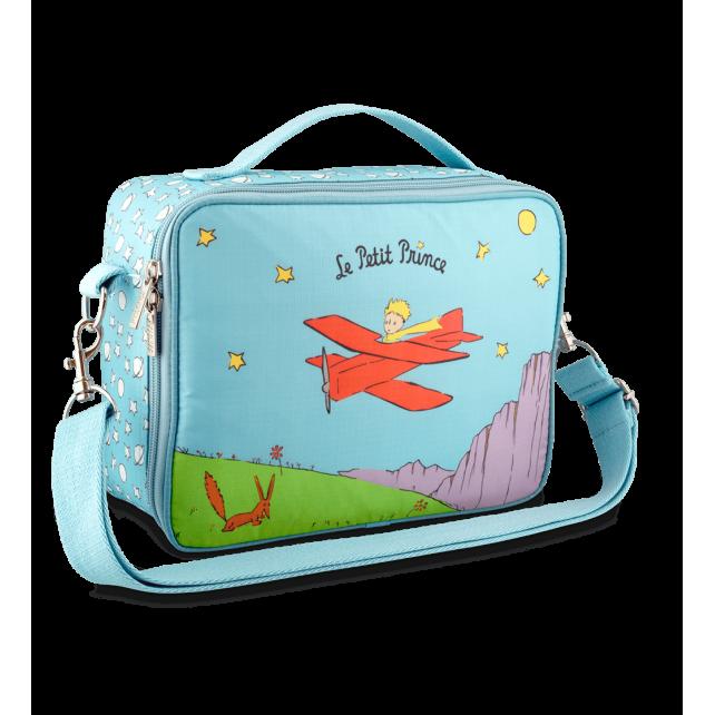 Lunch bag isotherme - Planete Ecole Le Petit Prince Bleu
