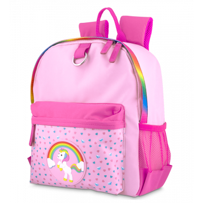 Kids' Backpack- Planete Ecole - Unicorn