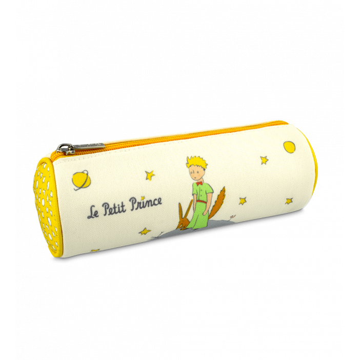 Round pencil case - Planete Ecole The Little Prince