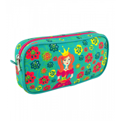 Rectangular pencil case - Planete Ecole - Princesse