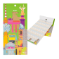 Magnetic memo block - Notebook Formalist Provence