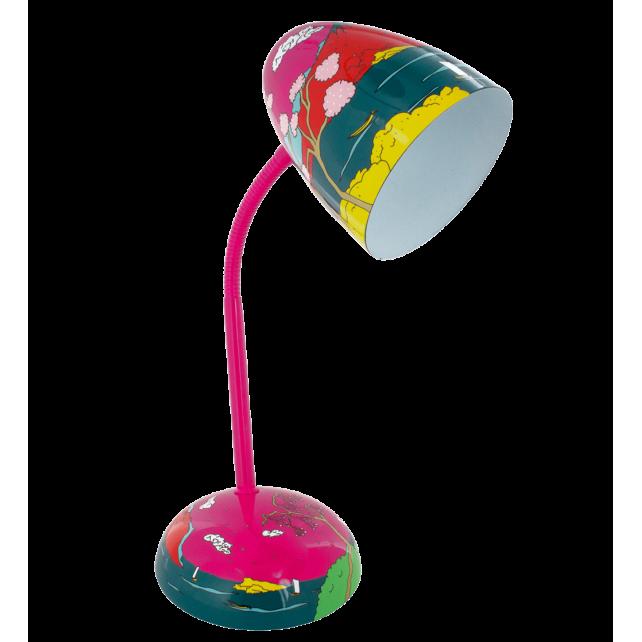 D. Globe Trotter - Lampe de bureau Estampe