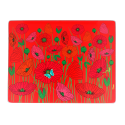 Chopping board - Commy Coquelicots