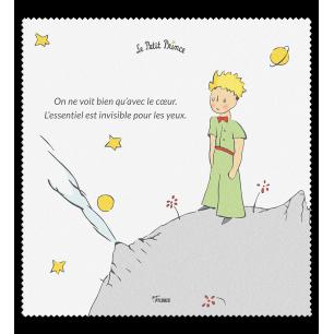 Tissu microfibre pour lunettes - Belle Vue - Le Petit Prince