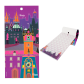 Magnetic memo block - Notebook Formalist New-York