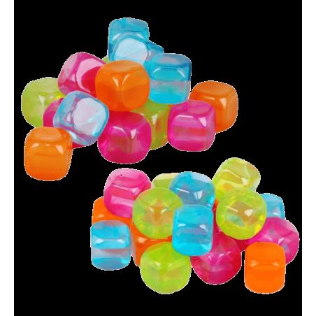 30 Reusable Ice Cubes - Fresh my drink