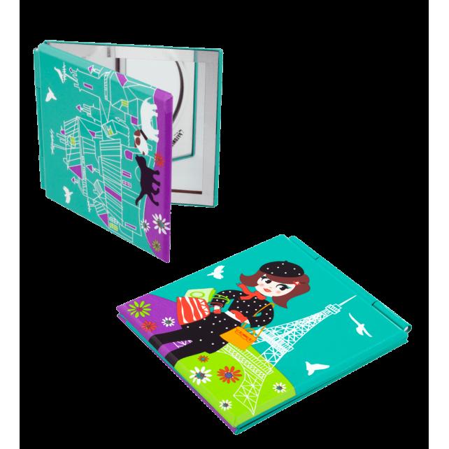 Pocket mirror - Mimi 2