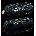 Hard glasses case - Voyage Blue Satellite