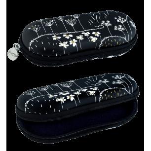 Custodia rigida per occhiali - Voyage - Black Board