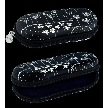 Hard glasses case - Voyage Black Board