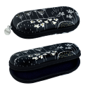 Hard glasses case - Voyage White Cat