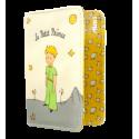Porta passaporto - Voyage Silver Spots
