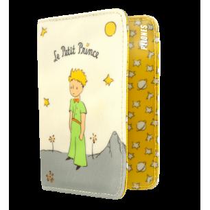 Reisepasshülle - Voyage - Le Petit Prince Gelb