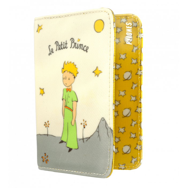 Passport holder - Voyage Le Petit Prince Yellow