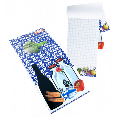 Magnetic memo block - Notebook Formalist - Marché