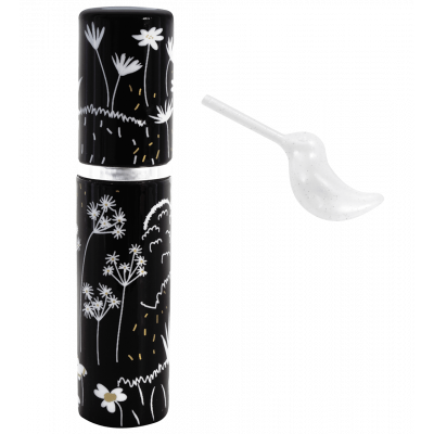 Empty perfume spray bottle - Flairy - Black Board
