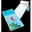 Magnetischer Notizblock - Heft Formalist Birds