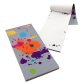 Magnetic memo block - Notebook Formalist Exotic