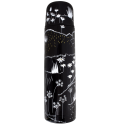 Bouteille thermos isotherme - Keep Cool Silver Spots