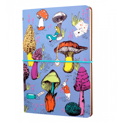A5 double notebook - Smart note - Alice