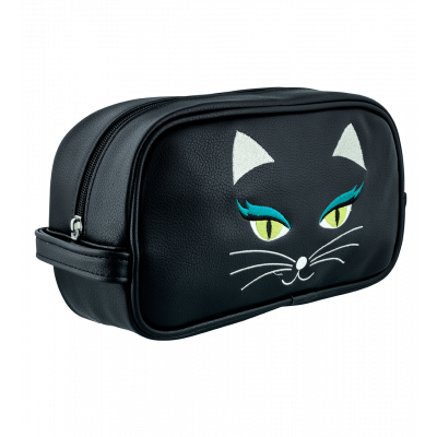 Toiletry case - Brody - Black Cat