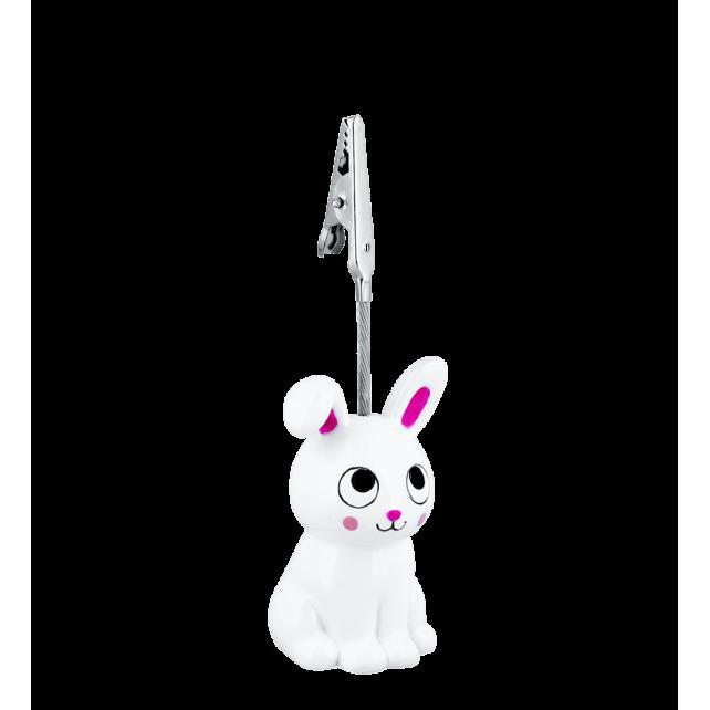 Fotohalter - Zoome clip Rabbit