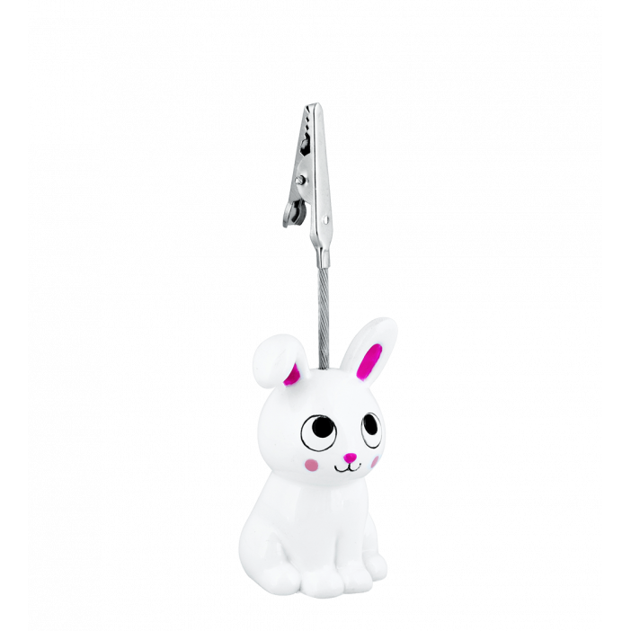 Porte-photo - Zoome clip Lapin
