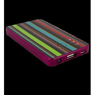 Batterie externe nomade - Get The Power 2800mAh - Bayadere
