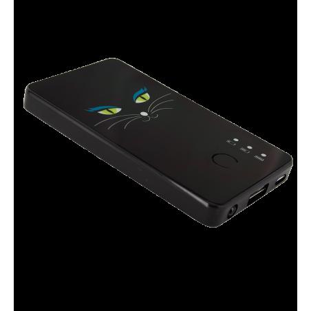 Batterie nomade - Get The Power 2800mAh Black Cat