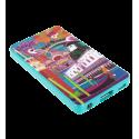 Portable battery - Get The Power Blue Flower