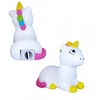 Taille crayon - Zoome sharpener - Licorne