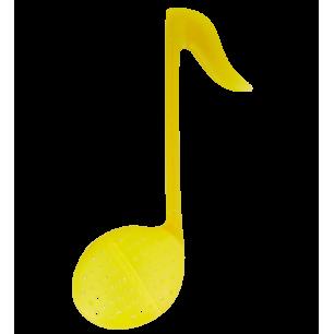 Tea infuser - Music T - Yellow